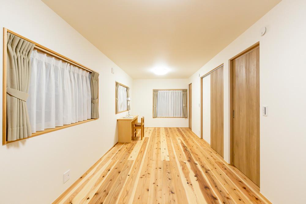 2Fの洋室