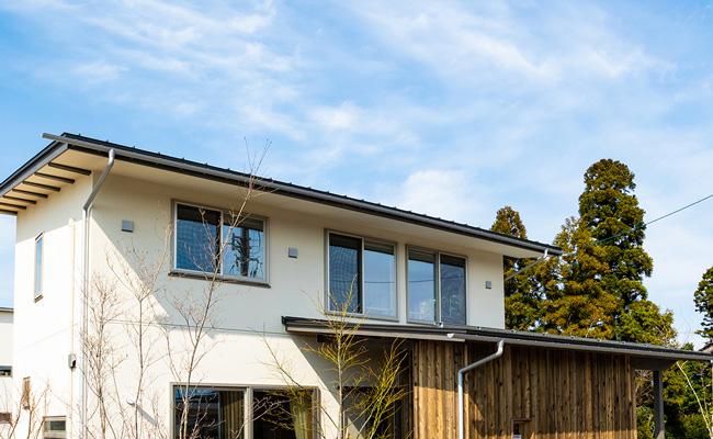 舟橋モデル「オープンな家」